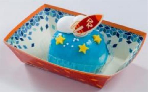 宇宙で人気のレストラン「プラズマ・レイズ・ダイナー」が日本初上陸_デザートメニュー
