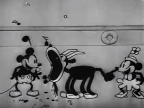 蒸気船ウィリーはミッキーのデビュー作じゃなかった
