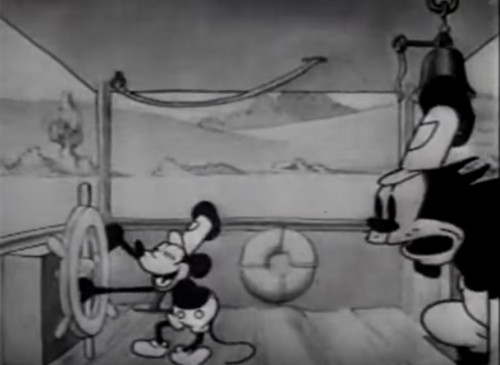 「蒸気船ウィリー」がデビュー作でない理由