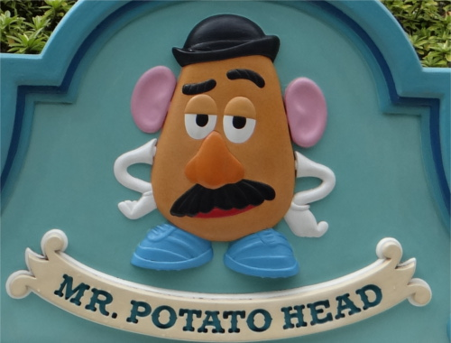Mr.ポテトヘッドは世界で初めてテレビCMをしたおもちゃ_2
