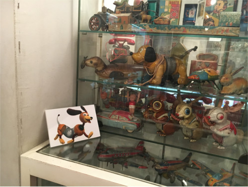 「トイ・ストーリー」の誕生のキッカケは横浜の「ブリキのおもちゃ博物館」_4