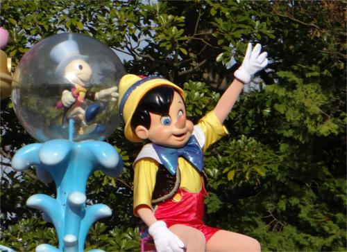 日本で昔、ミッキーよりもバンビやピノキオのほうが人気があった理由_2