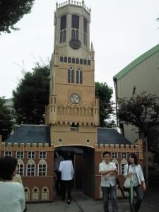 浦高文化祭入場門
