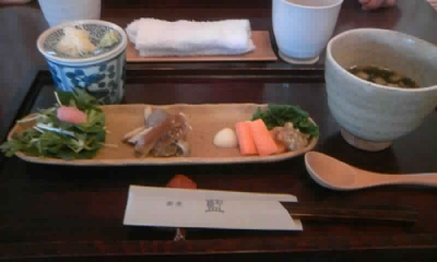 蕎麦【藍】