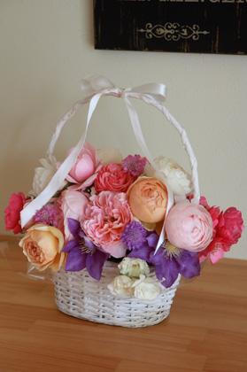 おうちのバラたちです♪