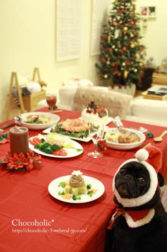 お家クリスマス〜♪