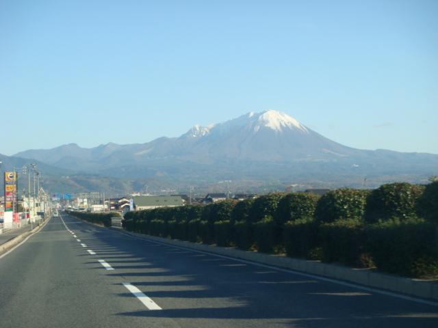 大山 日吉津から望む