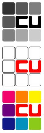 CU部ロゴマーク プロトタイプ