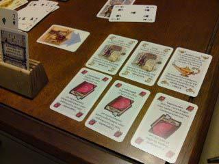 『モルゲンランド・カードゲーム』