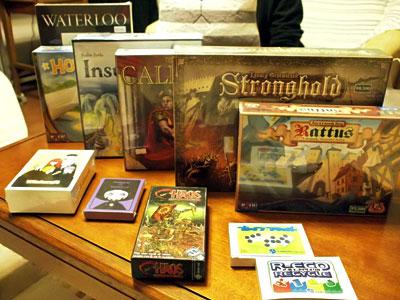 2010ゲームマーケット戦利品