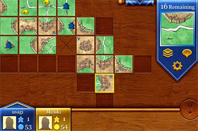 『Carcassonne for iPhone』