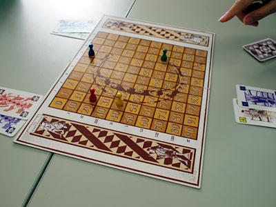 『古代ローマの新しいゲーム』