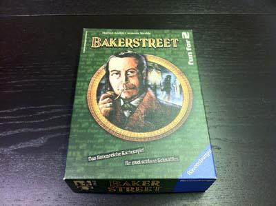 『ベーカーストリート』
