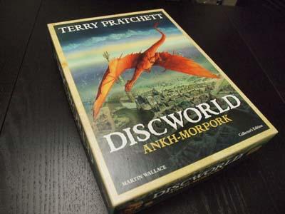 『ディスクワールド:アンク・モルポーク』