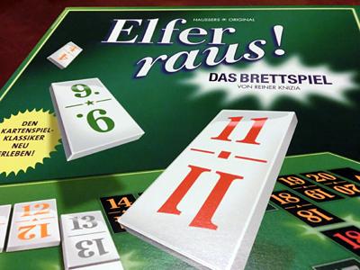 『エルファーラウス・ボードゲーム』