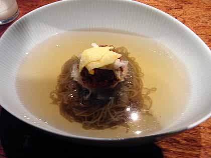 ぐぅ_冷麺白陶磁