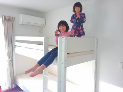 Manis-H二段ベッド