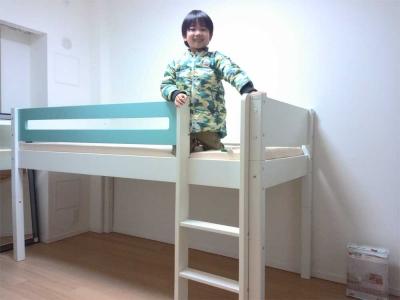 Manis-hのベッド