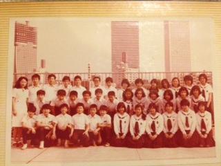 1975年玲子中2