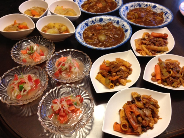 20120510晩御飯1中