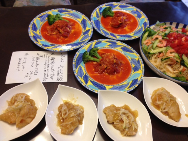 20120522晩御飯1中