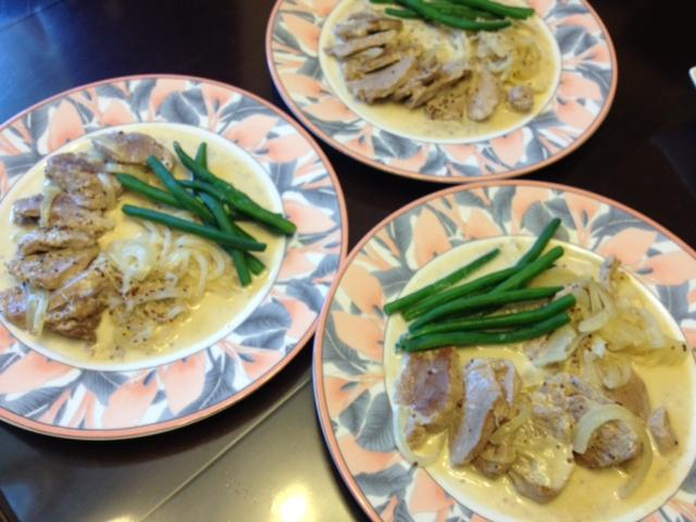 20120523晩御飯中