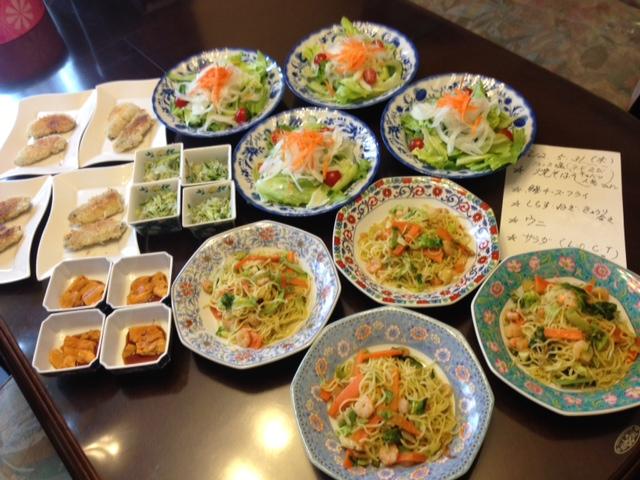 20120531晩御飯中