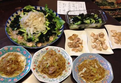 20120607晩御飯中2