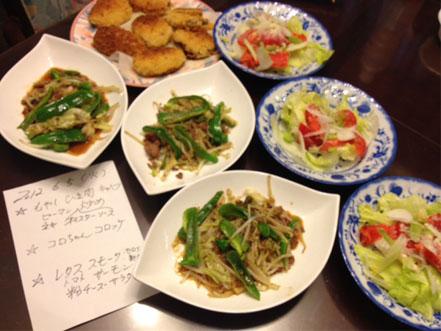 20120605晩御飯小