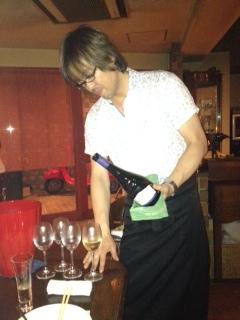 20120710DIMPLEマスターとワイン