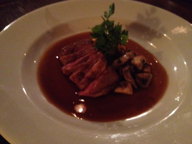 20120610仔鴨肉ロースト