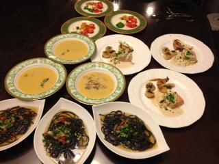 20120131眞對作夕食2