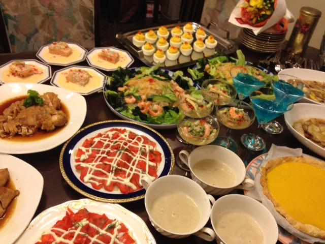 20120814送別会晩餐部分メニュー02