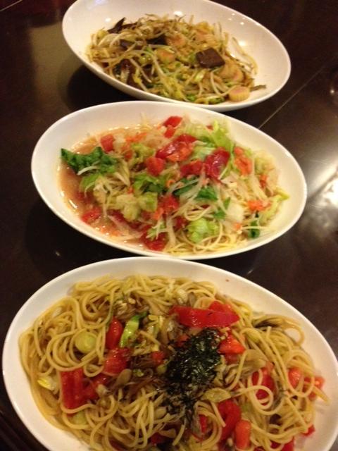20120515晩御飯中