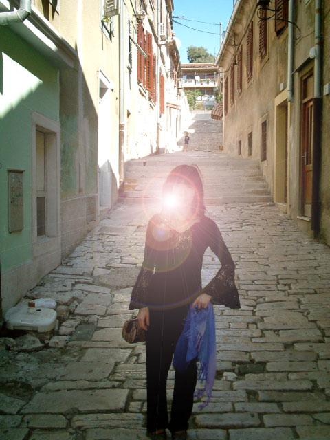 20040905クロアチア街並み02逆光
