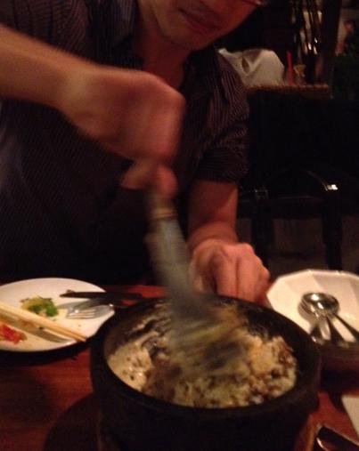 20120917安達朋博バリ料理13かき混ぜ!切抜き