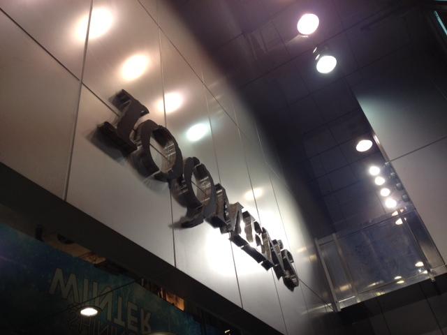 20121227渋谷で買い物10迷子109