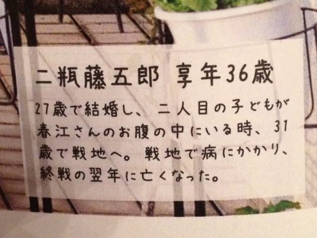 20121226東京グラフィティ藤五郎プロフィール