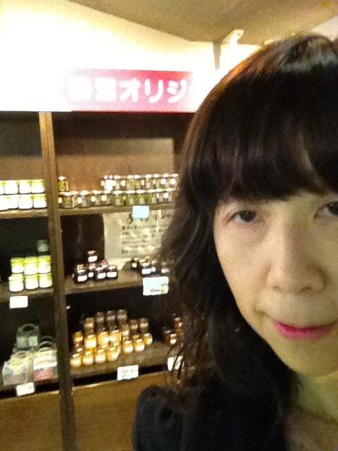 20130504の11勝沼売店自分撮り