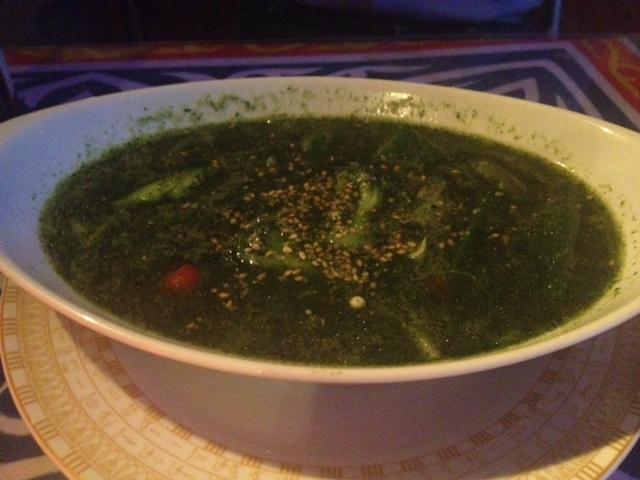 20130505安達朋博29ルクソール・モロヘイヤスープ