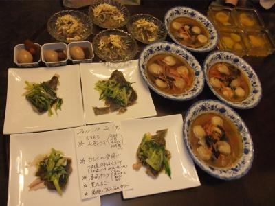 20111020木 晩御飯 小
