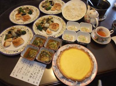 20111101火 晩御飯 小