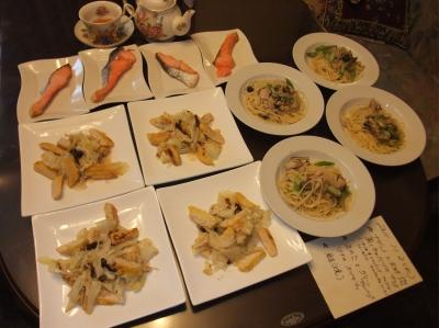 20111102水 晩御飯 小