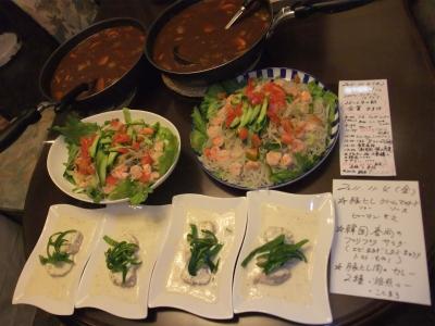 20111104金 晩御飯 小