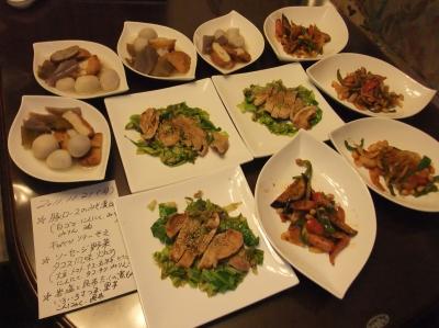 20111121月 晩御飯 小