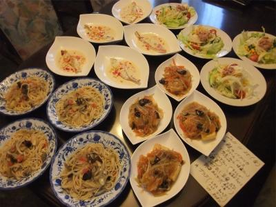 20111125金 晩御飯 小