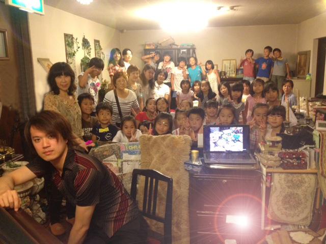 20130907安達朋博コンサート01逆光