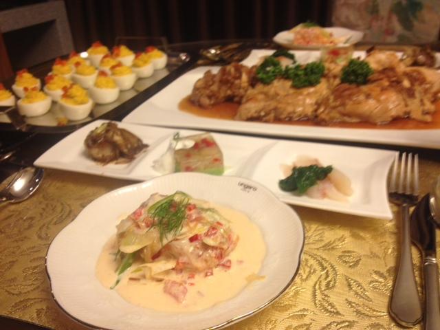 20131217友樹也ご友人おもてなし料理23