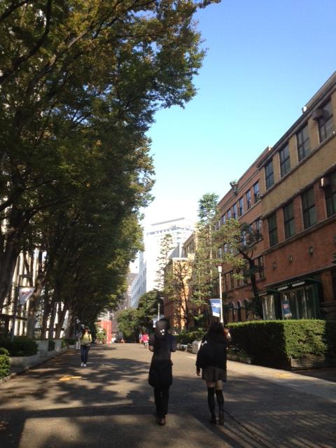 20121007四谷03上智大学キャンパス