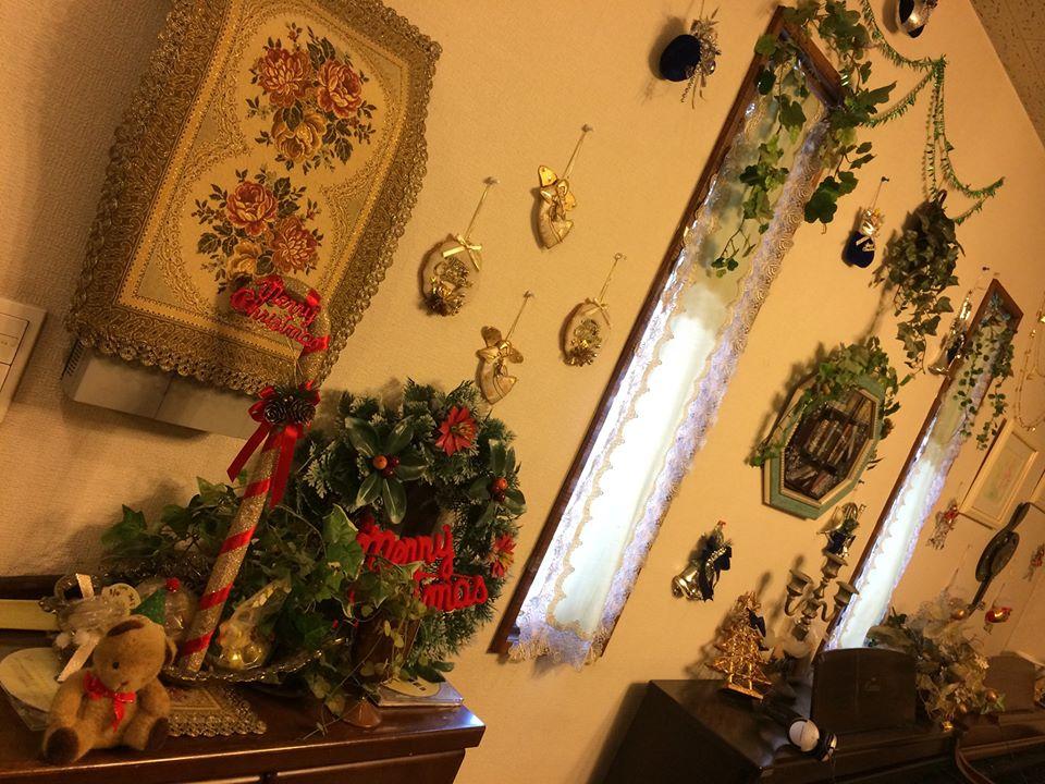 20141120眞對ピアノ教室クリスマス飾り01